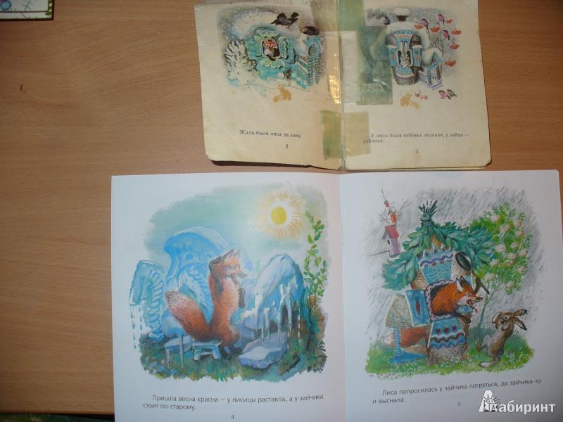 Иллюстрация 24 из 51 для Лиса и заяц - Евгений Чарушин   Лабиринт - книги. Источник: Ольга Филичкина