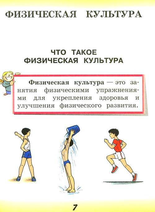 Картинка на реферат по физкультуре