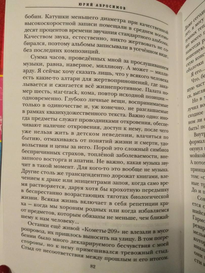 Иллюстрация 10 из 11 для Пожитки - Юрий Абросимов | Лабиринт - книги. Источник: e-koneva