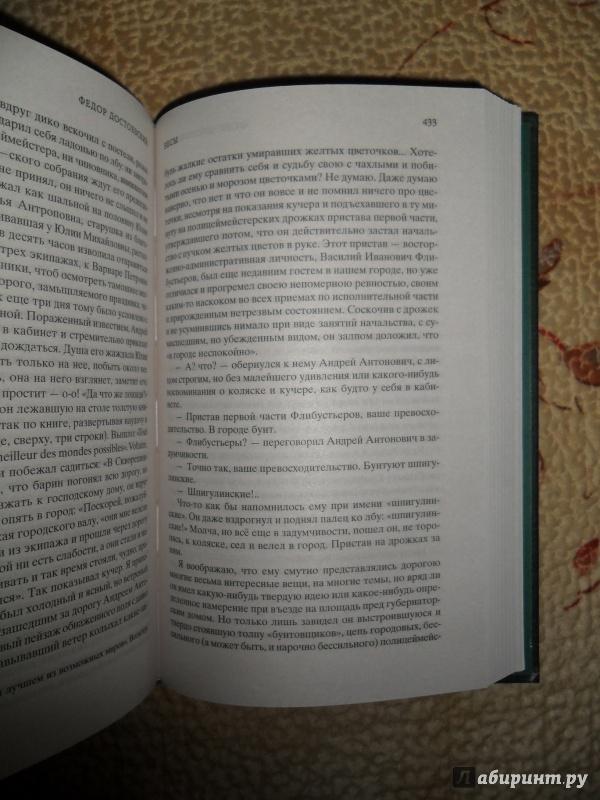 Иллюстрация 16 из 17 для Бесы - Федор Достоевский | Лабиринт - книги. Источник: D
